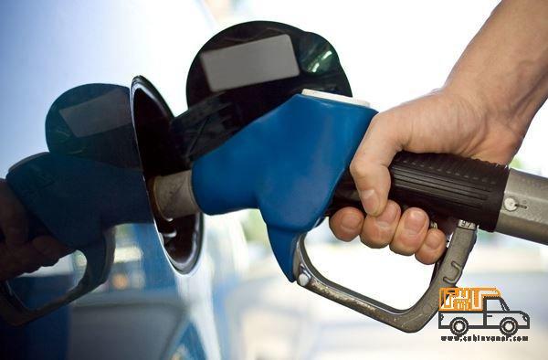 بنزین وانت